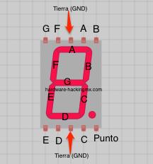 Arduino Uno Interrupt Demo with 7-Segment Display
