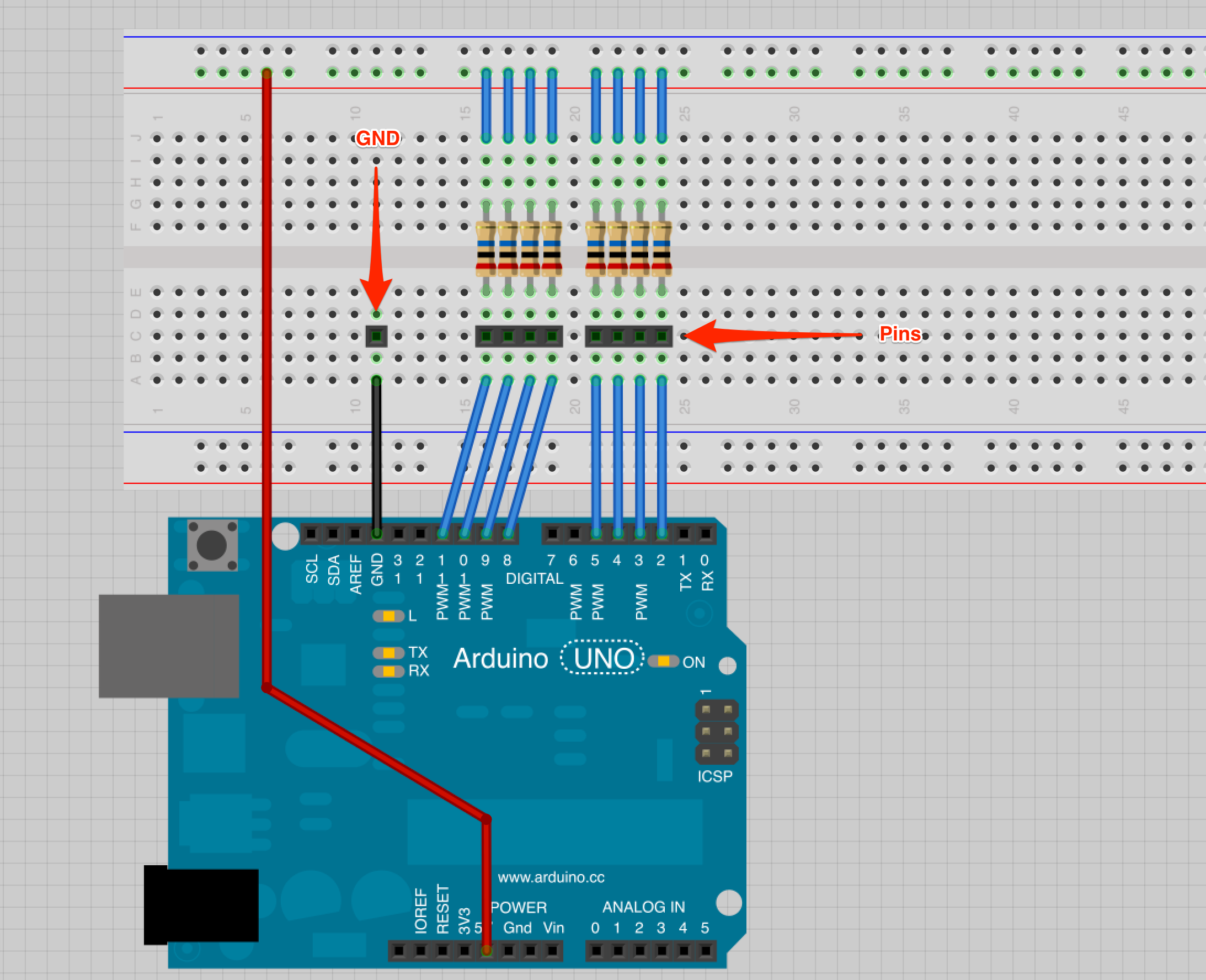 Measure your energy consumption with Arduino