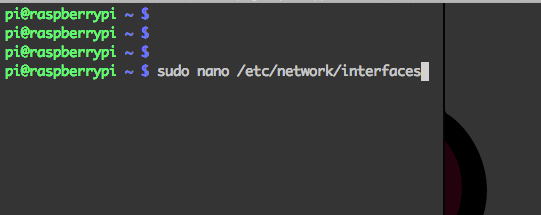 sudo interface